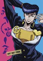Jojo's Bizarre Adventure Set 4: Diamond is Unbreakable Part 1 (Eps 1-20) (Blu-ray) AU
