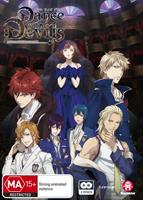 Dance with Devils Complete Series (DVD) AU