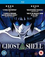 Ghost in the Shell (Blu-ray) UK