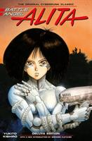 Battle Angel Alita Deluxe Complete Series Box Set (Manga) US
