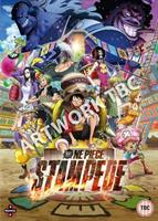 One Piece: Stampede (DVD) UK