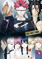 Food Wars! The Second Plate Complete Season 2 (DVD) AU