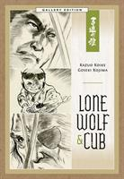 Lone Wolf and Cub Gallery Edition HC (Manga) US