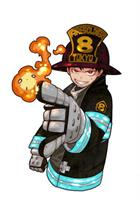 Fire Force 16 (Manga) US