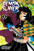 Demon Slayer: Kimetsu no Yaiba Vol. 5 (Manga) US