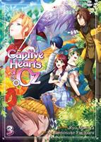 Captive Hearts of Oz Volume 3 (Manga) US