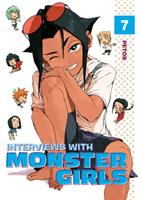 Interviews with Monster Girls 7 (Manga) US
