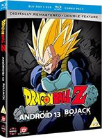 Dragon Ball Z Movie Collection Four: Super Android 13!/Bojack Unbound (Blu-ray) UK