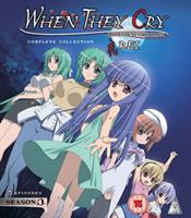 Higurashi: When They Cry - Rei Season 3 Collection (Blu-ray) UK
