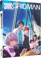 SSSS.Gridman - Complete Series (DVD) UK