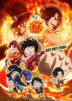 One Piece: Episode of Sabo - TV Special (DVD) AU