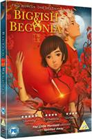 Big Fish & Begonia (DVD) UK