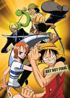 One Piece Voyage Collection 6 (Episodes 253-299) (DVD) AU