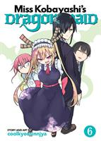 Miss Kobayashi's Dragon Maid Volume 6 (Manga) US