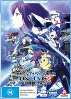 Phantasy Star Online 2 the Animation (Complete Series Subtitled Edition) (DVD) AU