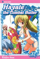 Hayate the Combat Butler Vol. 32 (Manga) US