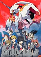 Darling in the Franxx Part 1 DVD / Blu-Ray Combo (Limited Edition) (Blu-ray) AU