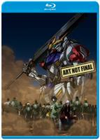 Mobile Suit Gundam: Iron-Blooded Orphans Complete Season 1 (Blu-ray) AU