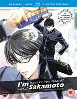 Haven't You Heard? I'm Sakamoto Complete Season 1 - Collector's Edition (Blu-ray) UK