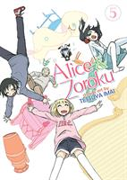 Alice & Zoroku Volume 5 (Manga) US