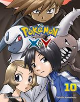Pokémon X•Y Volume 10 (Manga) US