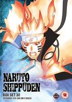 Naruto Shippuden Box Set 30 (DVD) UK