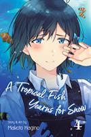 A Tropical Fish Yearns for Snow Vol. 4 (Manga) US