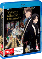 Vatican Miracle Examiner Complete Series (Subtitled Edition) (Blu-ray) AU