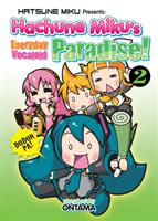 Hatsune Miku Presents: Hachune Miku's Everyday Vocaloid Paradise Volume 2 (Manga) US
