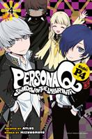 Persona Q: Shadow of the Labyrinth Side: P4 Volume 4 (Manga) US