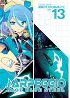 Arpeggio of Blue Steel Volume 13 (Manga) US