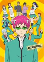 The Disastrous Life of Saiki K. Complete Season 1 (DVD) AU