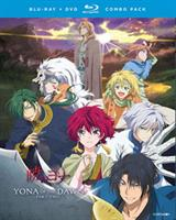 Yona of the Dawn Part 2 (Blu-ray) UK