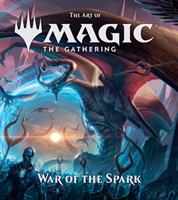The Art of Magic: The Gathering - War of the Spark (Manga) US