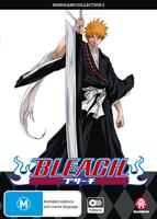 Bleach Shinigami Collection 02 (Eps 42-79) (DVD) AU