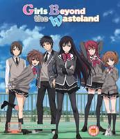 Girls Beyond the Wasteland Collection (Blu-ray) UK