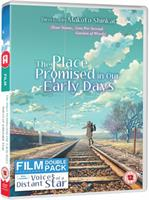 Makoto Shinkai Collection: Place Promised in Our Early Days/Voices of a Distant Star [Standard Edition] (DVD) UK