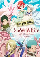 Snow White with the Red Hair Complete Season 2 (DVD) AU