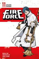 Fire Force 11 (Manga) US