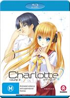 Charlotte Volume 2 (Episodes 8-13) (Blu-ray) AU