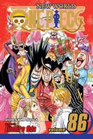 One Piece Vol. 86 (Manga) US