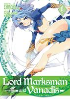 Lord Marksman and Vanadis Volume 9 (Manga) US