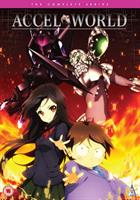 Accel World Collection (Blu-ray) UK