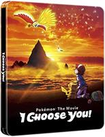 Pokemon The Movie: I Choose You! Steelbook (Blu-ray) UK