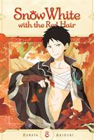 Snow White with the Red Hair Vol. 8 (Manga) US