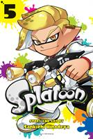 Splatoon Vol. 5 (Manga) US