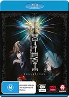 Death Note Collection (Blu-ray) AU