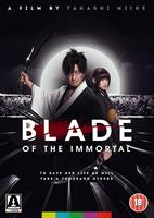 Blade Of The Immortal (DVD) UK