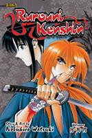 Rurouni Kenshin 3-in-1 Vol. 5 (Manga) US