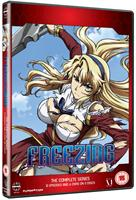 Freezing Complete Series Collection (DVD) UK
